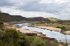 River in Kruger National Park Stock Photo