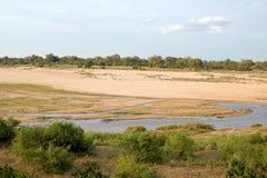 River in Kruger National Park Royalty Free Stock Images