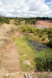 River in Kruger National Park Stock Images