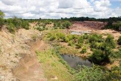 River in Kruger National Park Stock Photography