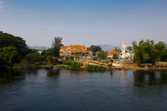 River Kwai Royalty Free Stock Photography