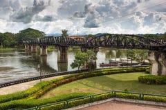 Free River Kwai Bridge Stock Photography - 33190642
