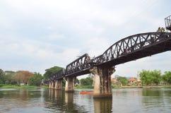 River Kwai Bridge Stock Image