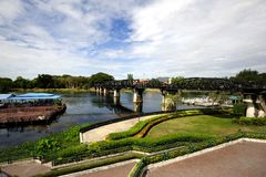 The River Kwai Royalty Free Stock Photo