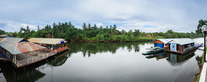 The River Kwai Royalty Free Stock Images