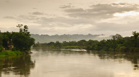 River Kwai Thailand Stock Photography