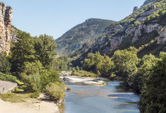 River of La Madele Royalty Free Stock Image