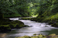 River in The Lake District, England. A photo of the Lake District, England Royalty Free Stock Image
