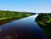 River land 2 Royalty Free Stock Photo