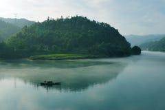 River landscape Royalty Free Stock Photo