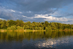 Free River Landscape Stock Photography - 15058102