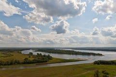 River landscape Stock Photography