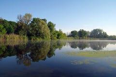 River landscape Stock Images