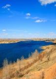 River landscape. Royalty Free Stock Image