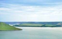 River landscape Stock Image