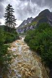 River Landscape Royalty Free Stock Photos