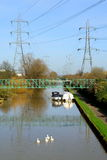 River Lea Stock Photography
