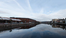 River Lee in Cork Royalty Free Stock Image