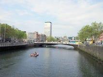 River Liffey Stock Photo
