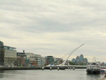 River Liffey Royalty Free Stock Photography