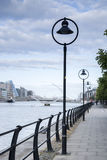 River Liffey, Dublin, Ireland Stock Photography