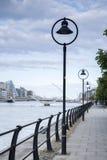 River Liffey, Dublin, Ireland Stock Photography