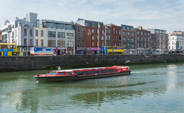 River Liffey Royalty Free Stock Images