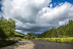 River Lochy Royalty Free Stock Photos