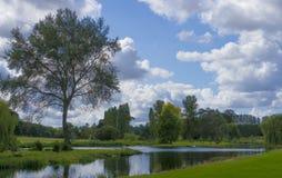 Free River Loddon,Hampshire, England Stock Image - 132738581