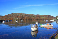 River Looe Royalty Free Stock Images