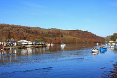 River Looe Royalty Free Stock Photography