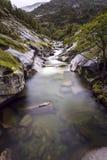 River Los Pilones. Royalty Free Stock Photo