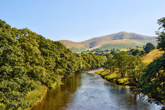River Lune Scenic royalty free stock photos