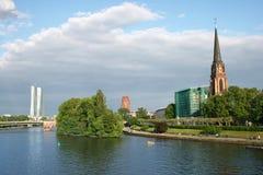 River Main Royalty Free Stock Photo
