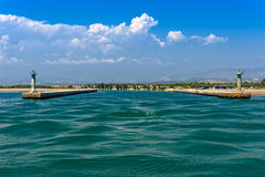 River Manavgat Royalty Free Stock Photo