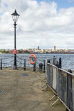 River Mersey Royalty Free Stock Photo