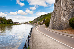 River Meuse Royalty Free Stock Photo