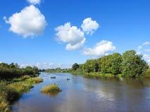 River Minija, Lithuania Stock Photos
