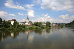 River modelo Foto de archivo