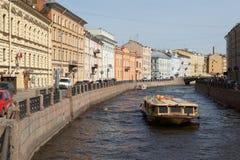 River Mojka Stock Image