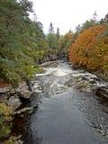 River Moriston royalty free stock image