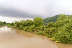 River Moselle Stock Photo