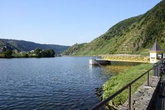 River Moselle Stock Photos