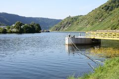 River Moselle Stock Photography