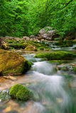 River in mountain Stock Photo