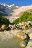 River in mountains Stock Photography
