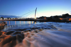 River Moy Royalty Free Stock Images