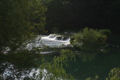 River Mrežnica Royalty Free Stock Photo
