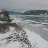 river, mro?one zdjęcia stock