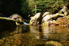 River Mumlava Royalty Free Stock Photo